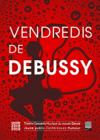 Les Vendredis de Debussy - 2018/2019